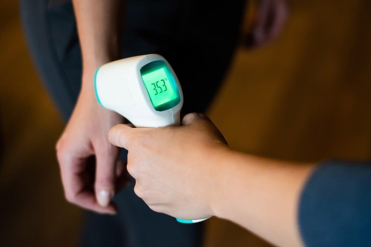 非 接触 型 体温計 おすすめ